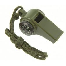 Alarmfluit Ranger met kompas CS081