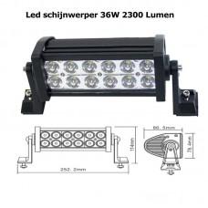 LED schijnwerper 36W 2300 Lumen
