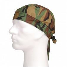 Camouflage Bandana Cap