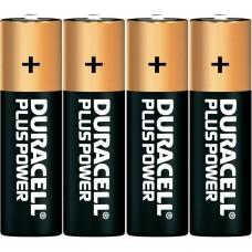 Duracell Alkaline AA batterijen blister 4 stuks