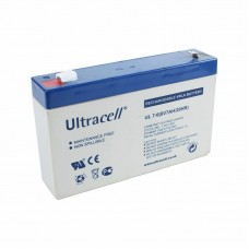 Ultracell Accu UL 6V 7000mAh