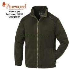 Pinewood Fleece Jas Retriever 9495