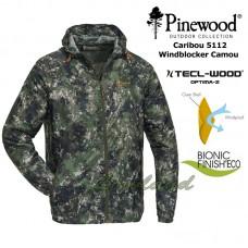Pinewood Jack Windblokker Caribou Camou TC Optima 2 5112