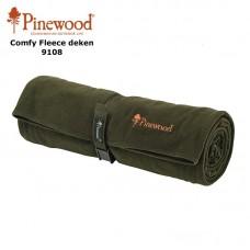 Pinewood Fleece deken Comfy 9108