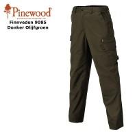 Pinewood Broek Finnveden 9085 donker olijfgroen