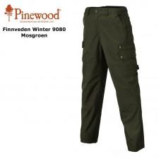 Pinewood Broek Finnveden Winter 9080 Mosgroen