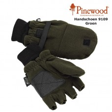 Pinewood Handschoen Fleece Jacht/Hengelsport 9109