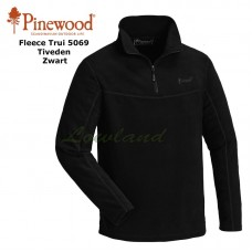 Fleece Sweater Tiveden 5069 Zwart