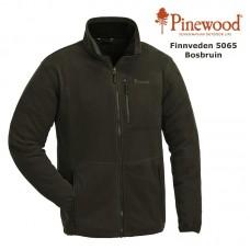 Fleece vest Finnveden 5065 Bosbruin