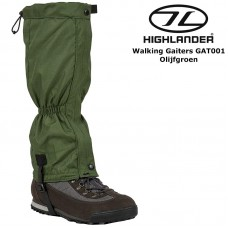 Highlander Gaiters (Gamasches of beenkappen)