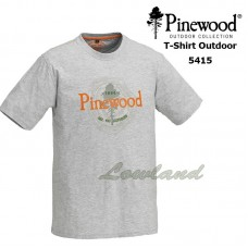 T-Shirt Outdoor 5415 Lichtgrijs