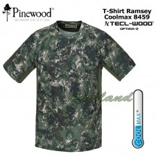 T-Shirt Ramsey CoolMax® 8459 Tecl Wood Optima 2