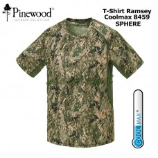 Pinewood T-Shirt Ramsey CoolMax® 8459 Sphere®